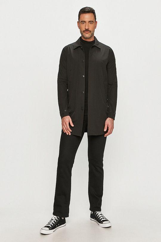 Bomboogie - Płaszcz czarny