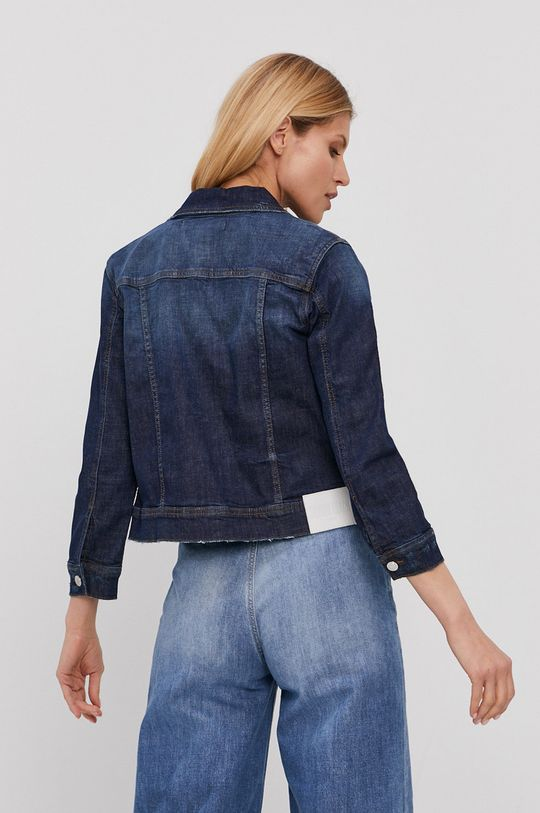 Silvian Heach - Kurtka jeansowa 93 % Bawełna, 2 % Elastan, 5 % Poliester