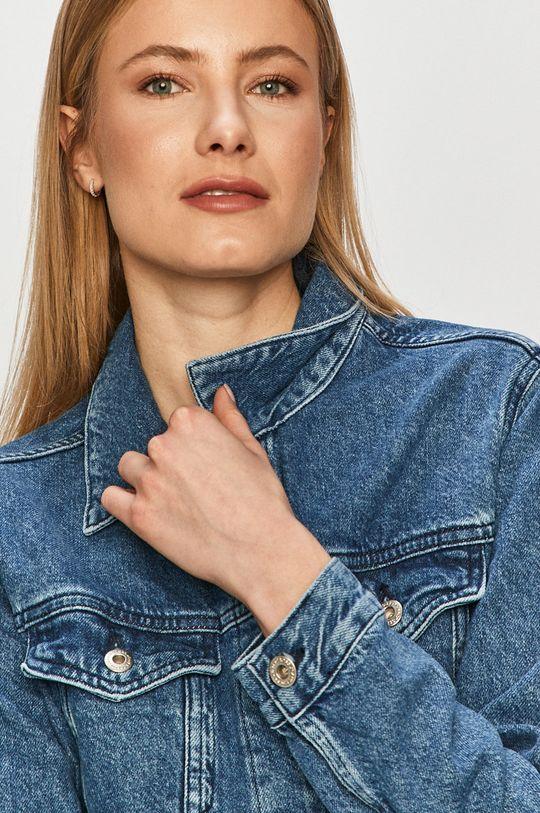modrá Cross Jeans - Rifľová bunda