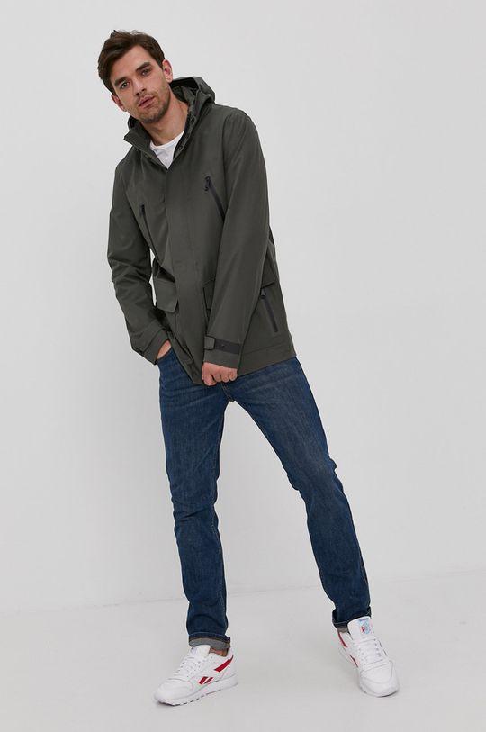Geox - Rövid kabát zöld