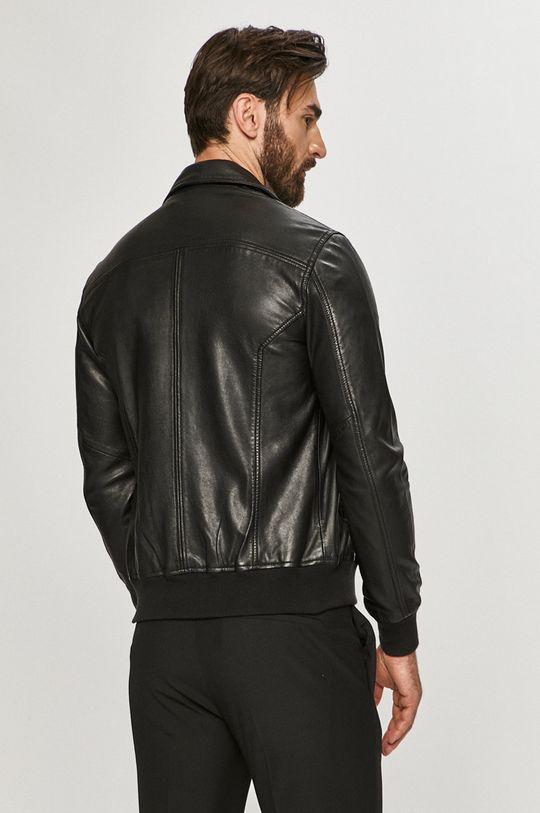 Bomboogie - Kožená bunda  100% Přírodní kůže