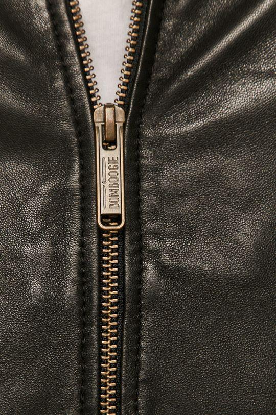 Bomboogie - Kožená bunda Pánský