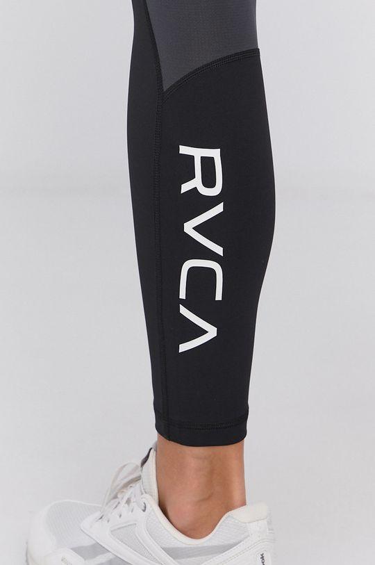 czarny RVCA - Legginsy