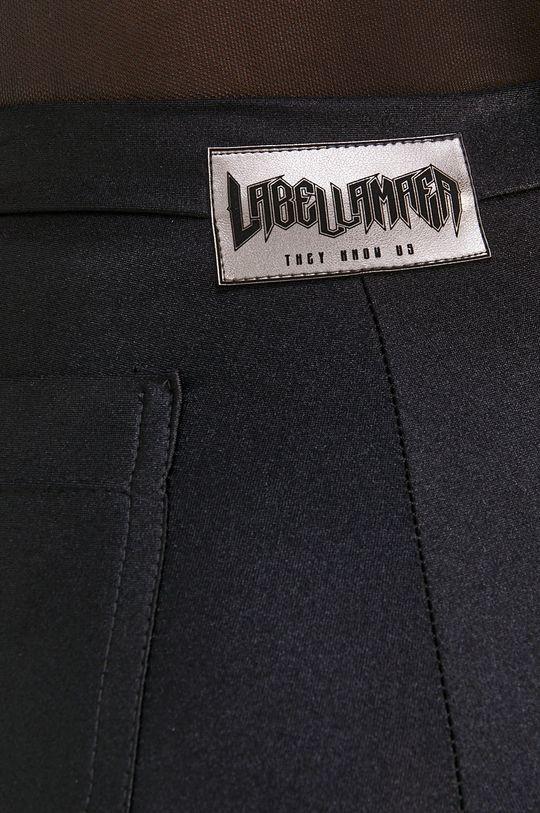 czarny LaBellaMafia - Legginsy