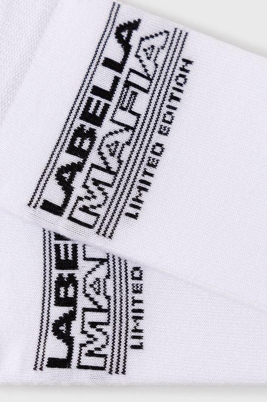 LaBellaMafia - Skarpetki biały