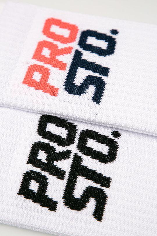 Prosto - Ponožky (2-pak) biela
