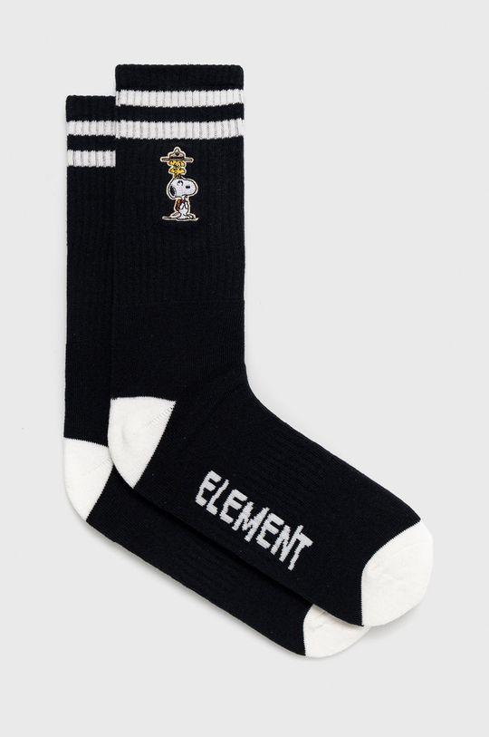 tmavomodrá Element - Ponožky x PEANUTS Pánsky
