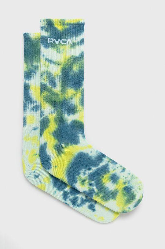 vícebarevná RVCA - Ponožky Pánský