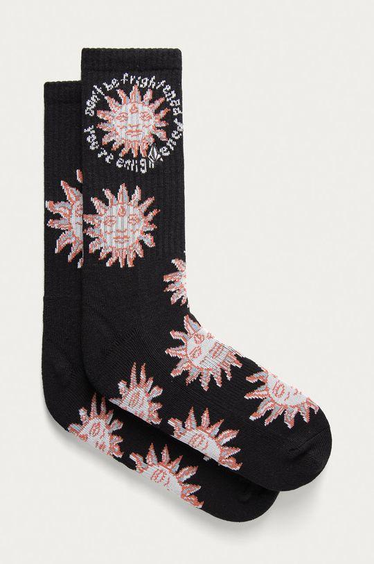 černá Volcom - Ponožky Pánský