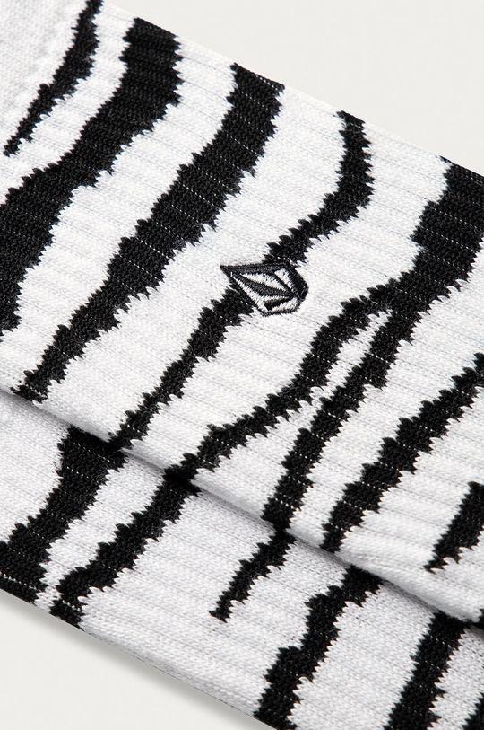 Volcom - Ponožky biela