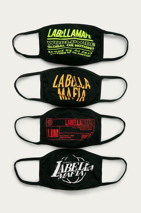 LaBellaMafia - Ochranné rúško (4-pak)