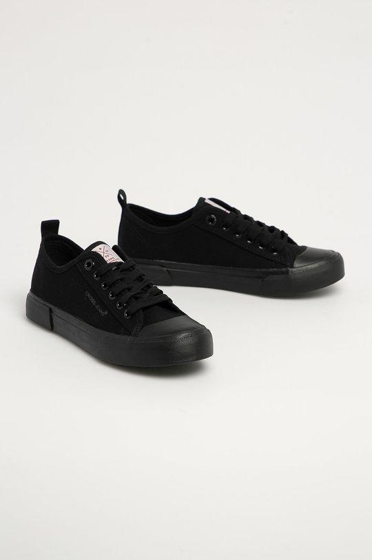 Cross Jeans - Tenisówki czarny
