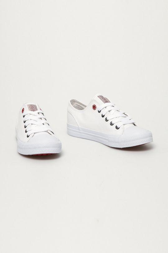 Cross Jeans - Tenisówki biały