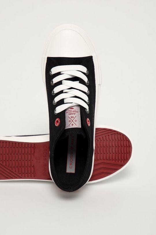 czarny Cross Jeans - Tenisówki