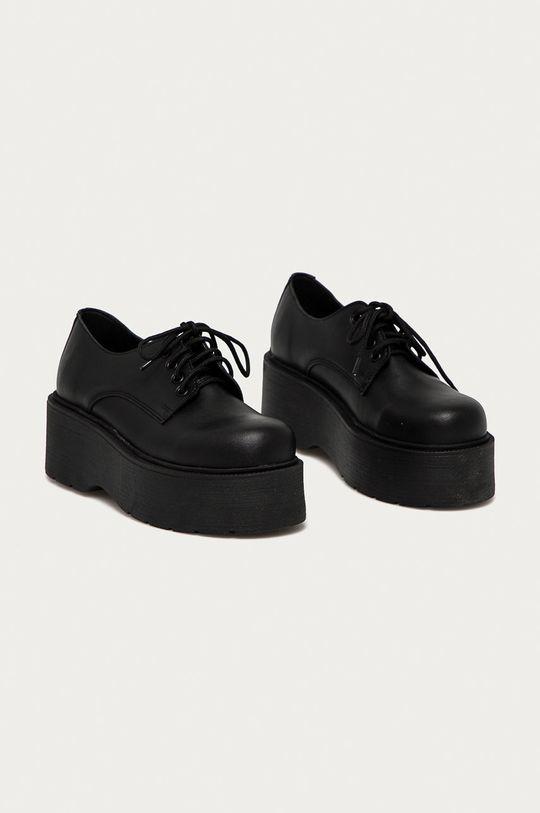 Altercore - Туфлі SPELL VEGAN чорний