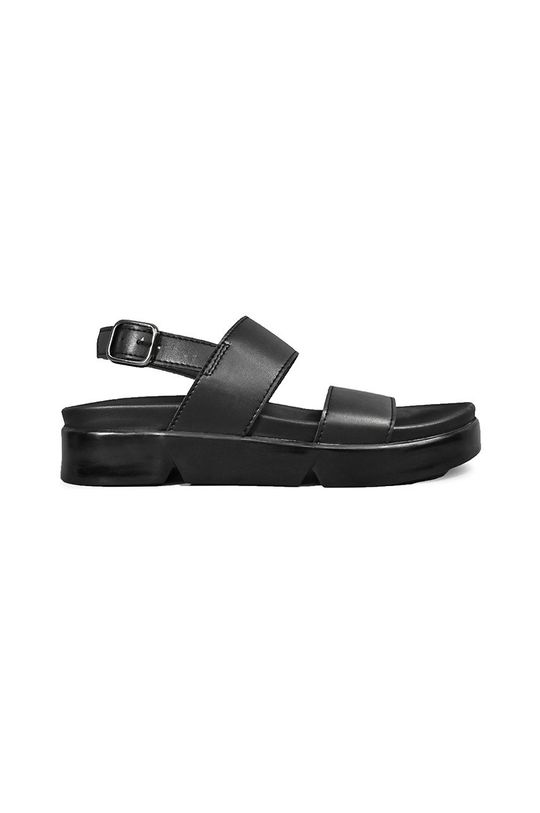 čierna Altercore - Sandále CAMILLE Dámsky
