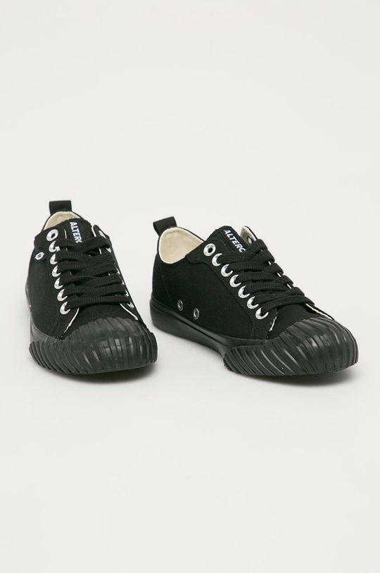 Altercore - Tenisky ROGATA BLACK černá
