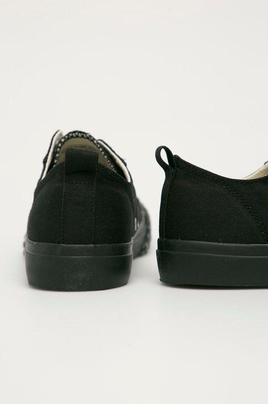 Altercore - Tenisky ROGATA BLACK  Svršek: Textilní materiál Vnitřek: Textilní materiál Podrážka: Guma