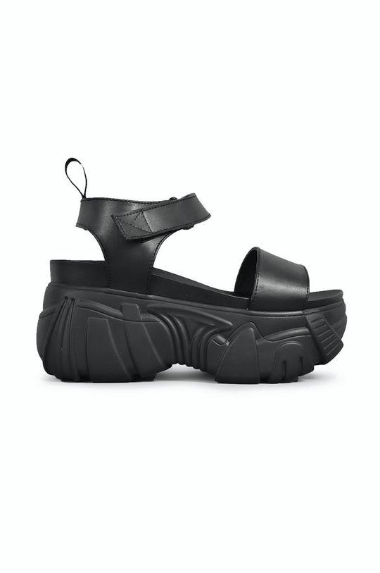 černá Altercore - Sandály DRACONIA VEGAN Dámský