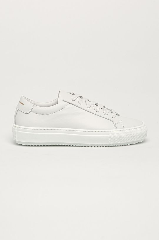 biela Liviana Conti - Kožená obuv Dámsky