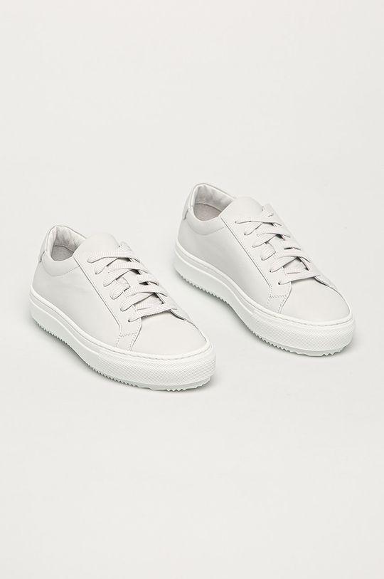 Liviana Conti - Kožená obuv biela