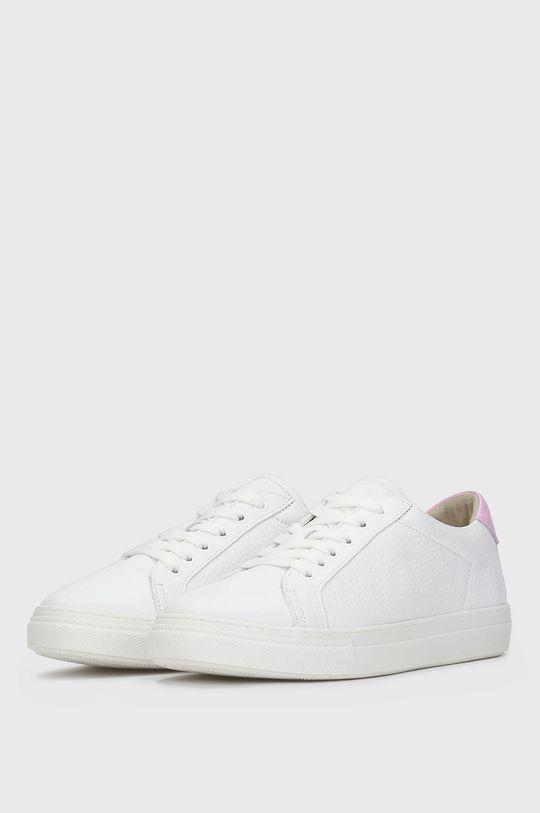 Kazar Studio - Kožené boty bílá