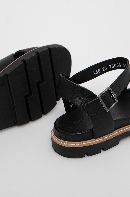 Wojas - Kožené sandále  Zvršok: Prírodná koža Vnútro: Prírodná koža Podrážka: Syntetická látka