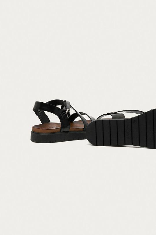 Wojas - Sandały skórzane Cholewka: Skóra naturalna, Wnętrze: Skóra naturalna, Podeszwa: Materiał syntetyczny