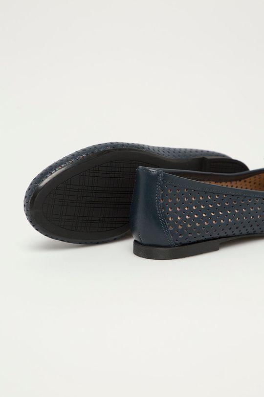Wojas - Kožené baleríny  Svršek: Přírodní kůže Vnitřek: Přírodní kůže Podrážka: Umělá hmota
