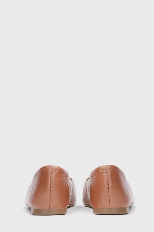 Kazar Studio - Kožené baleríny  Svršek: Přírodní kůže Vnitřek: Přírodní kůže Podrážka: Umělá hmota