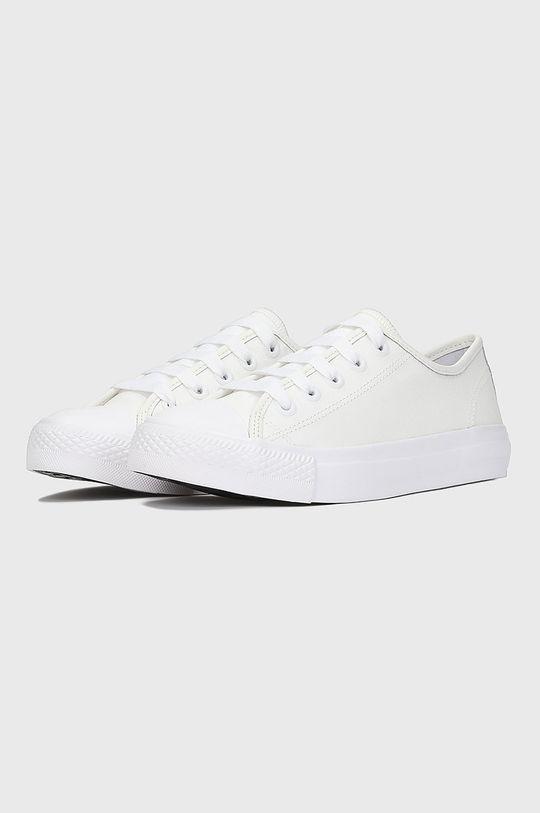 Kazar Studio - Buty skórzane biały