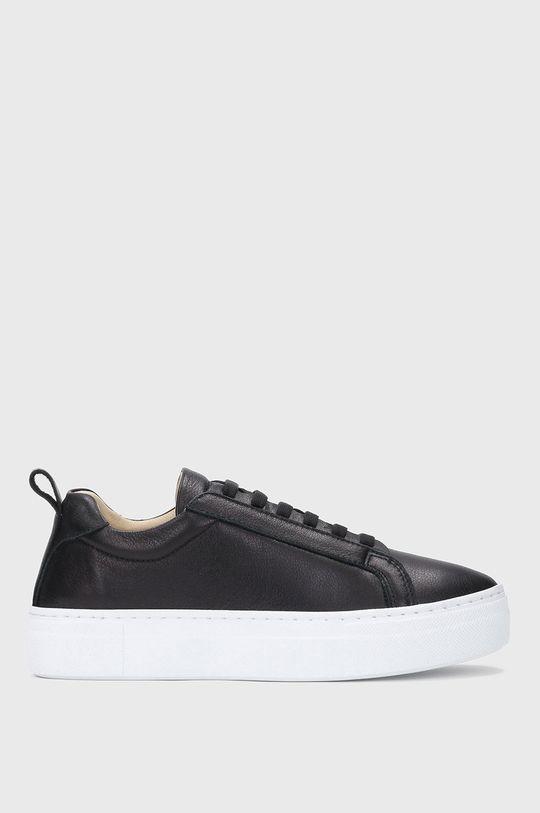 čierna Kazar Studio - Kožená obuv Dámsky