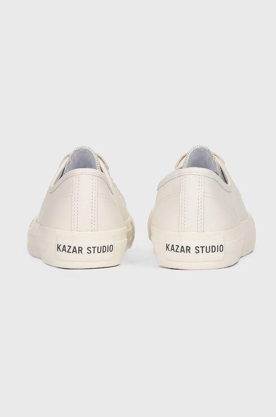 Kazar Studio - Buty skórzane Cholewka: Skóra naturalna, Wnętrze: Materiał tekstylny, Podeszwa: Materiał syntetyczny