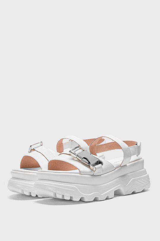 Kazar Studio - Sandále biela