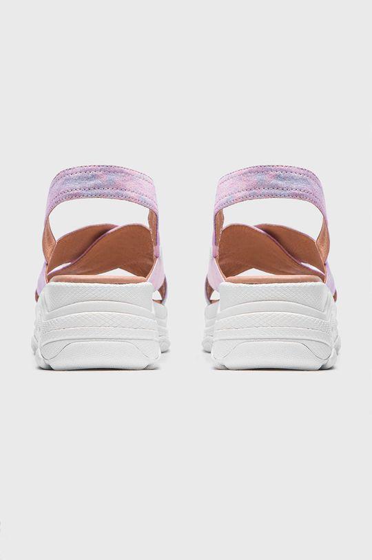 Kazar Studio - Sandále  Zvršok: Textil Vnútro: Prírodná koža Podrážka: Syntetická látka