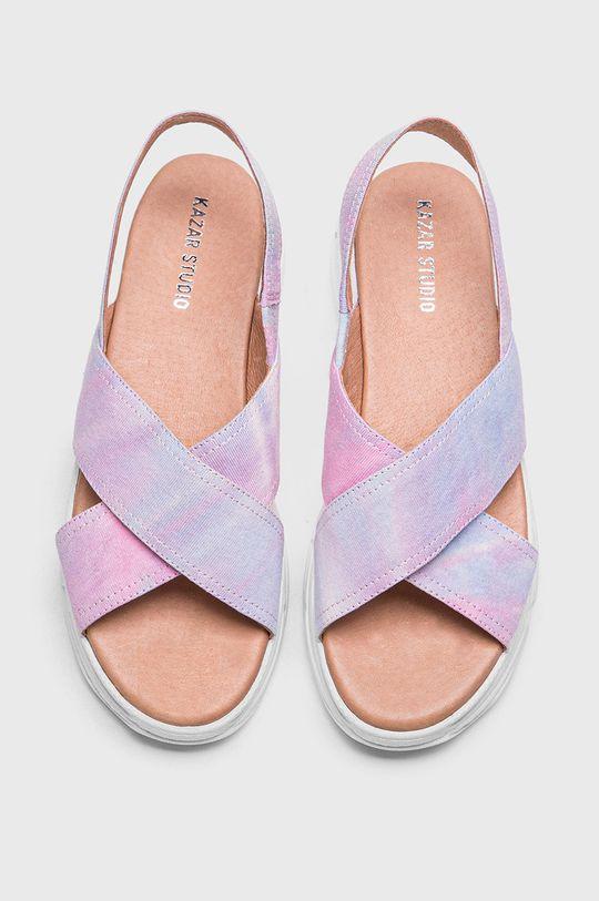 viacfarebná Kazar Studio - Sandále
