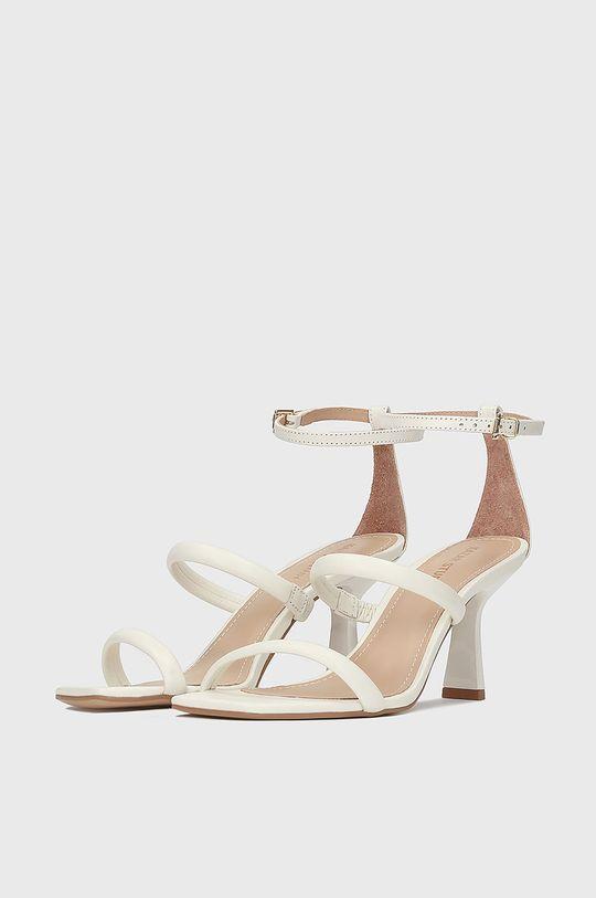 Kazar Studio - Sandały skórzane biały