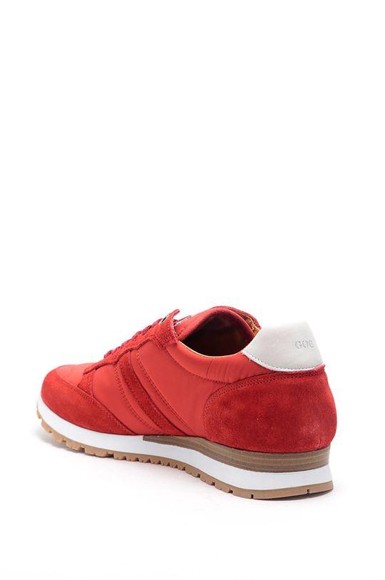czerwony GOE - Buty skórzane