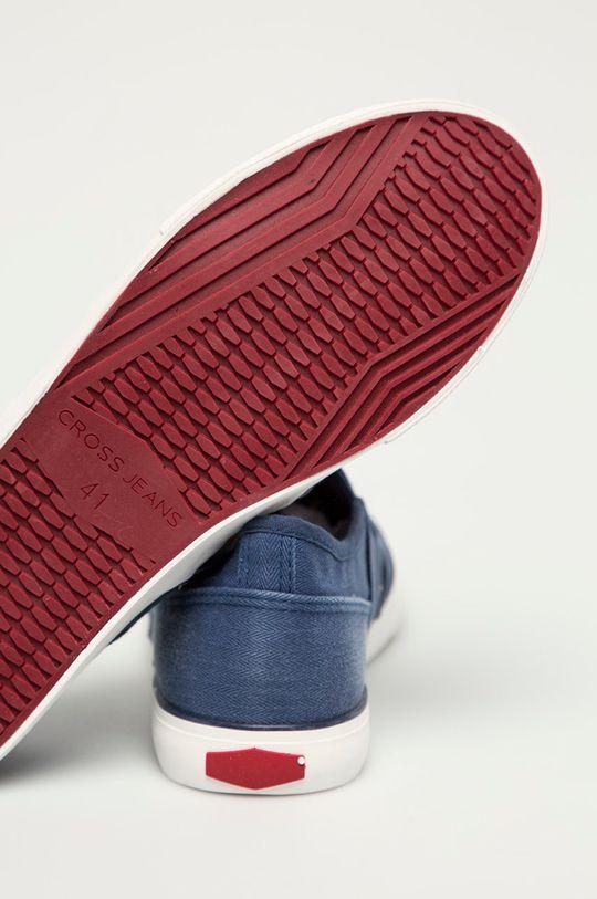 Cross Jeans - Tenisky  Svršek: Textilní materiál Vnitřek: Textilní materiál Podrážka: Umělá hmota