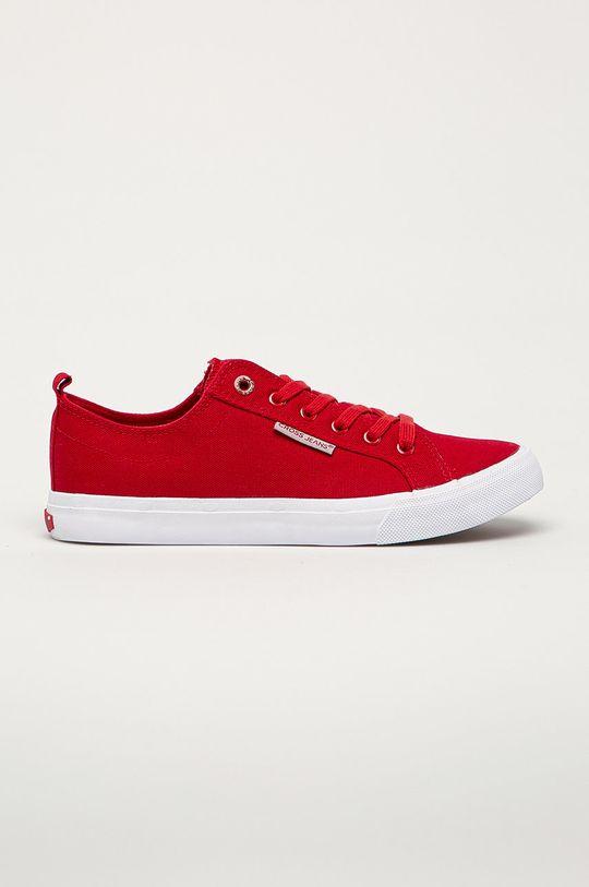červená Cross Jeans - Tenisky Pánský