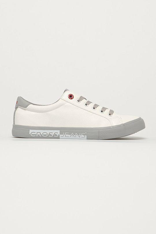 biały Cross Jeans - Buty Męski