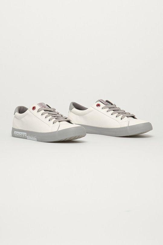 Cross Jeans - Buty biały