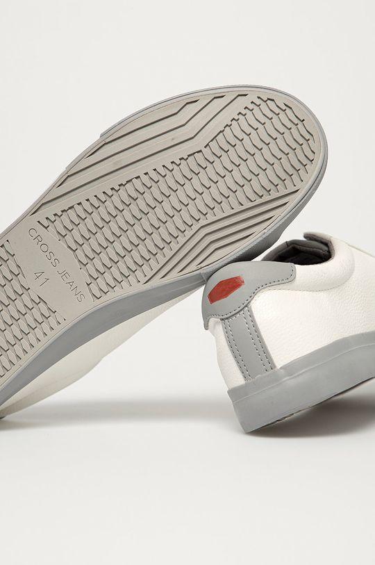 Cross Jeans - Buty Cholewka: Materiał syntetyczny, Wnętrze: Materiał tekstylny, Podeszwa: Materiał syntetyczny