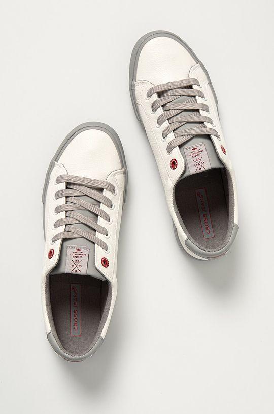 biały Cross Jeans - Buty