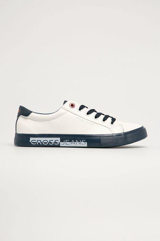 bílá Cross Jeans - Tenisky Pánský