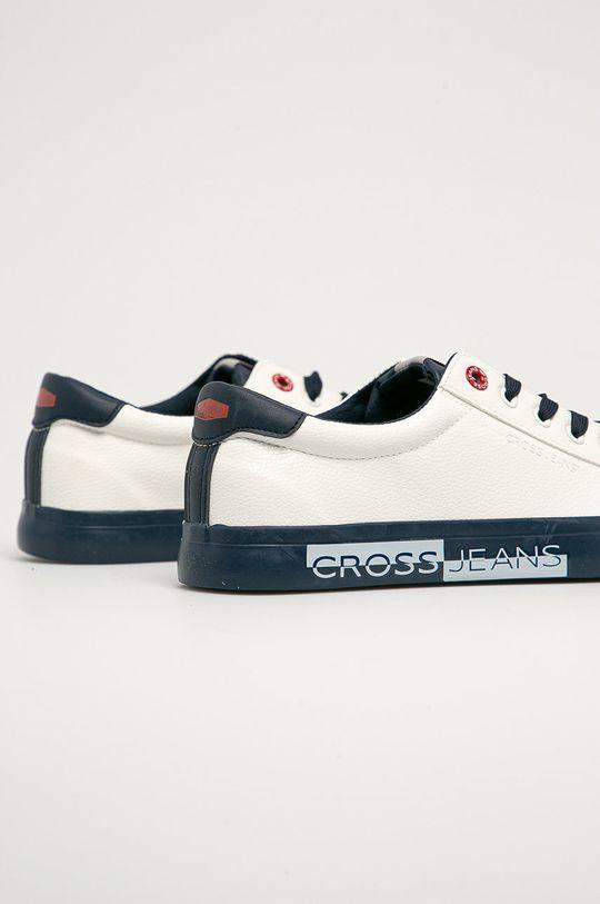 Cross Jeans - Tenisky  Svršek: Umělá hmota Vnitřek: Textilní materiál Podrážka: Umělá hmota