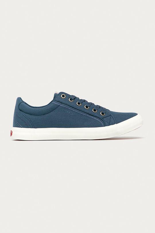 modrá Cross Jeans - Tenisky Pánský