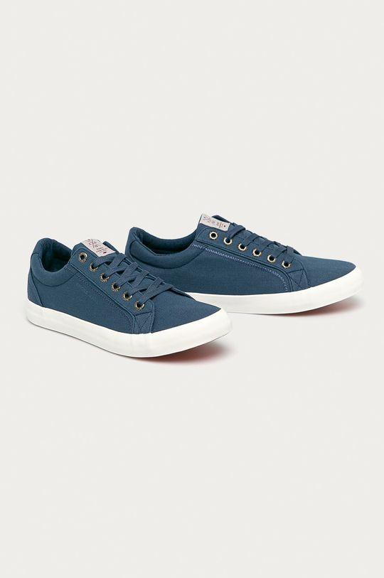 Cross Jeans - Tenisky modrá
