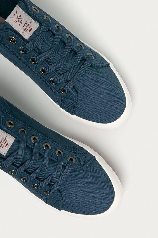 modrá Cross Jeans - Tenisky