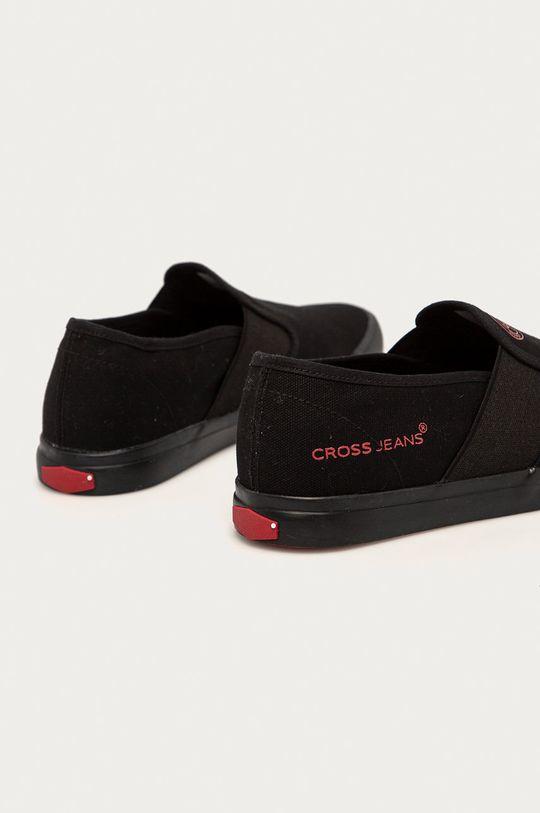 Cross Jeans - Tenisówki Cholewka: Materiał tekstylny, Wnętrze: Materiał tekstylny, Podeszwa: Materiał syntetyczny